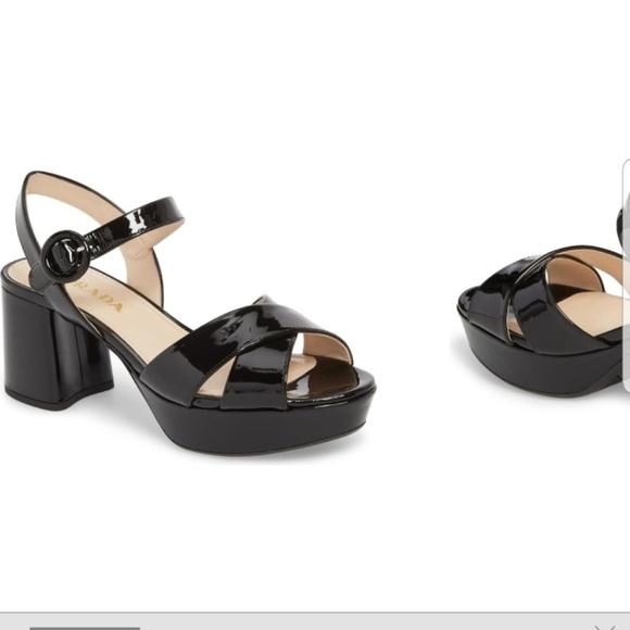 Prada Shoes - I have a pair of Prada Platform sandals